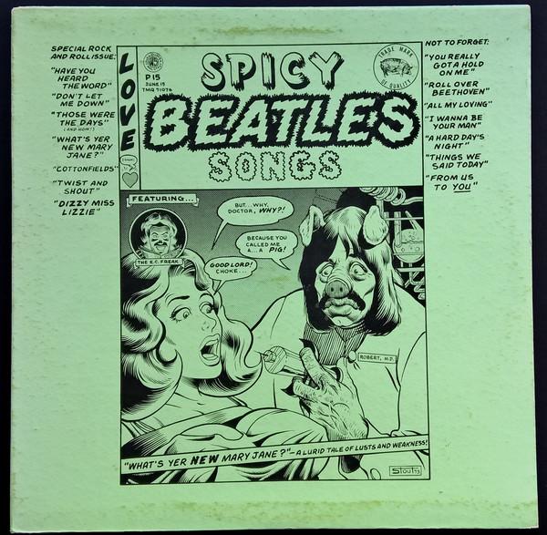 Beatles SpicySongs