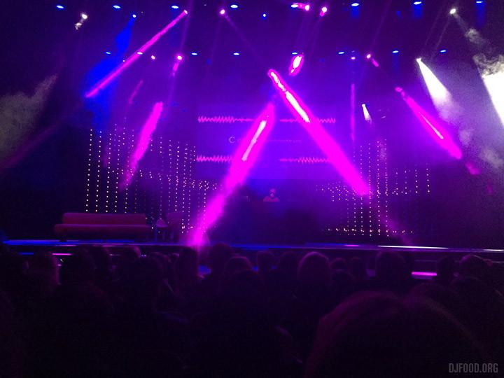 DJ Food onstage Palladium