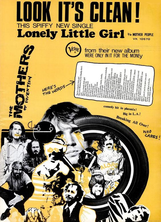 Lonely Little Girl ad