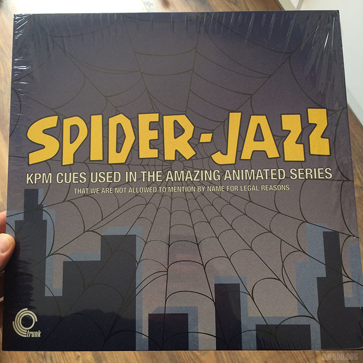Spider Jazz cover