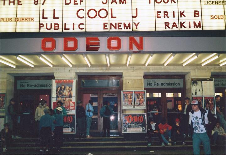 Hammermith Odean Def Jam Tour 87