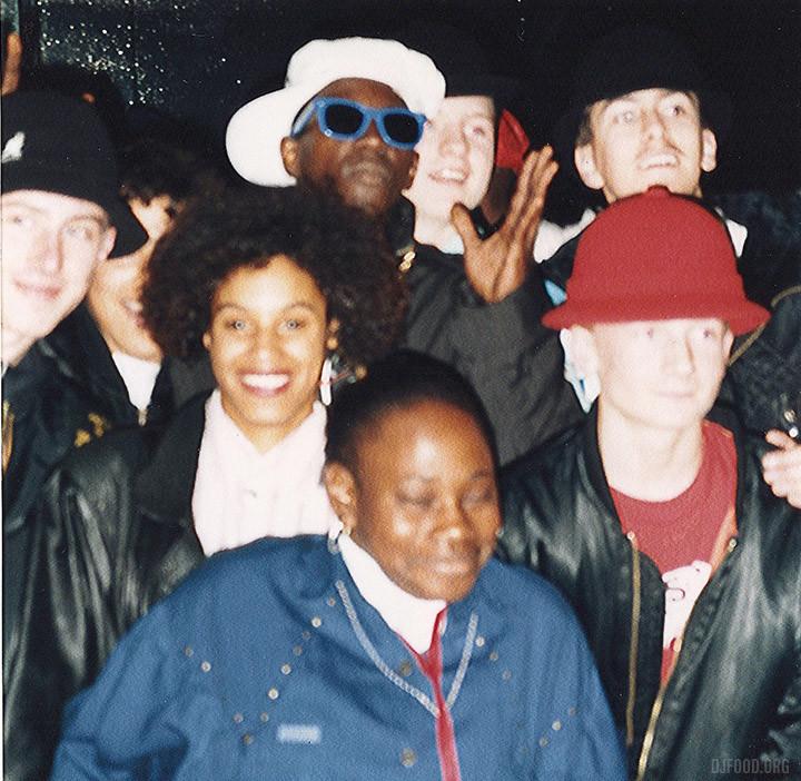 Kev + Flav London 1987