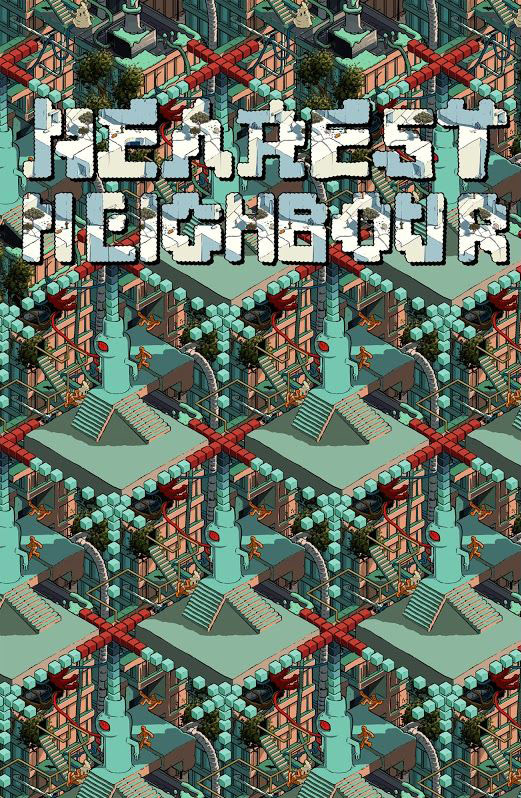 Nearest Neighbour by Sculpture Press Release-1