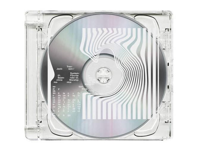System CD white