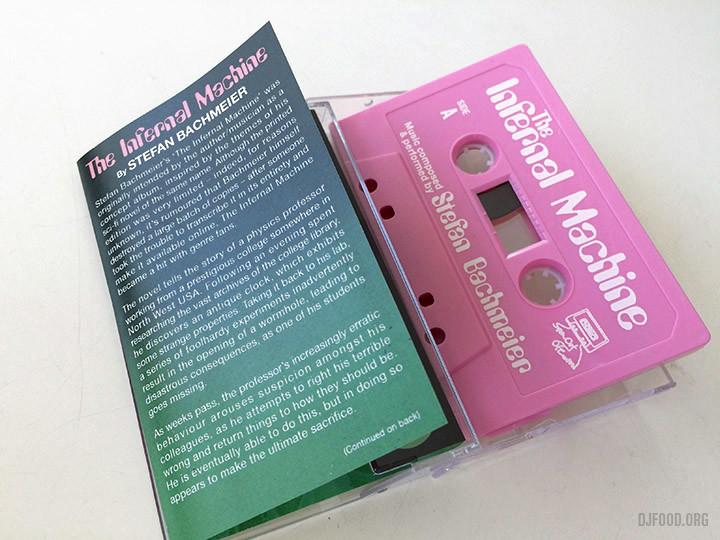 Infernal tape inside
