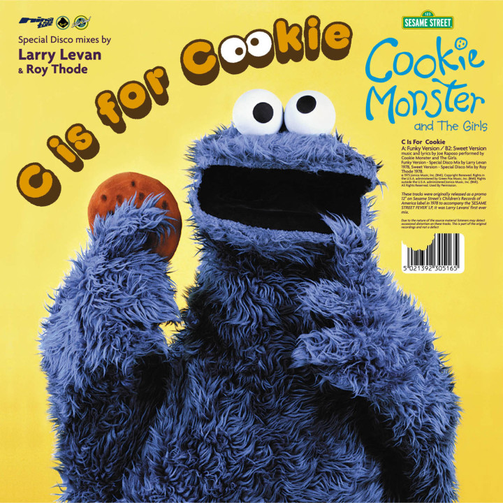 cookie monster cover web