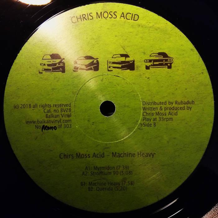 Chris Moss Acid