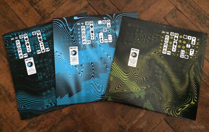 DeT 1-3covers