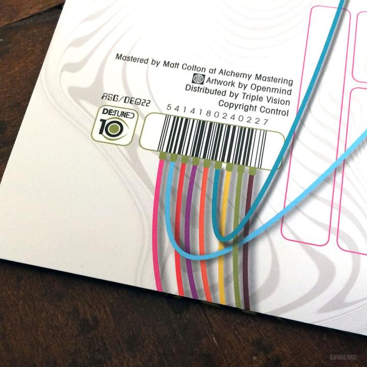 DeT barcode