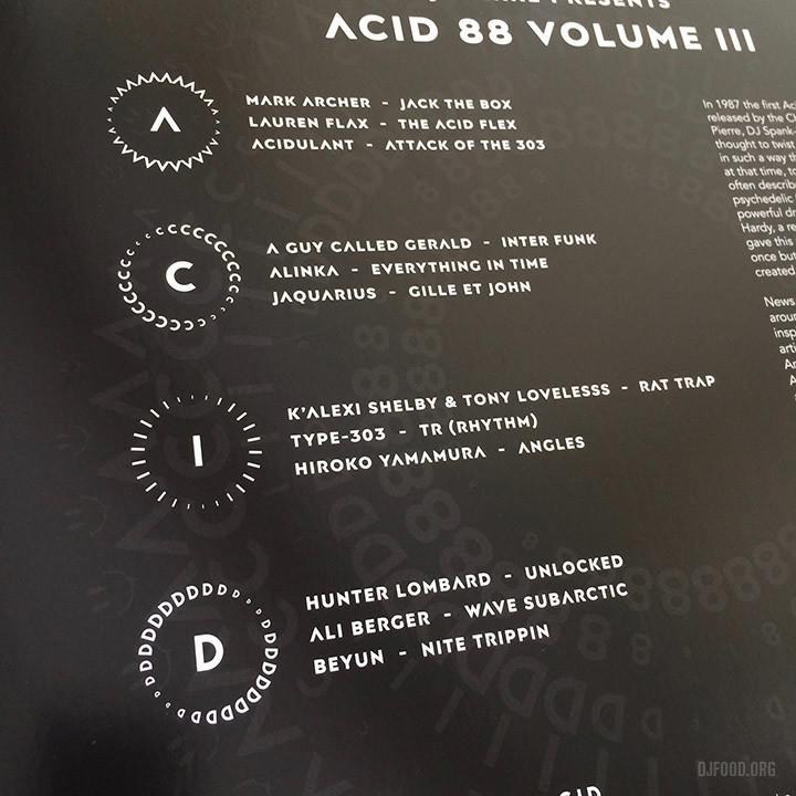 Acid88 back