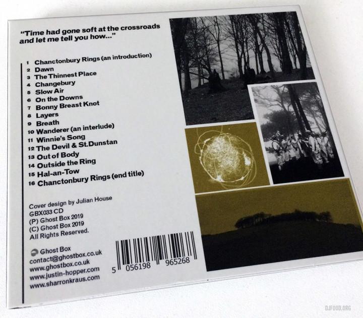 Chanct CD back