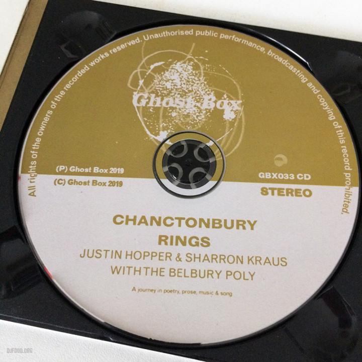 Chanct CD disc