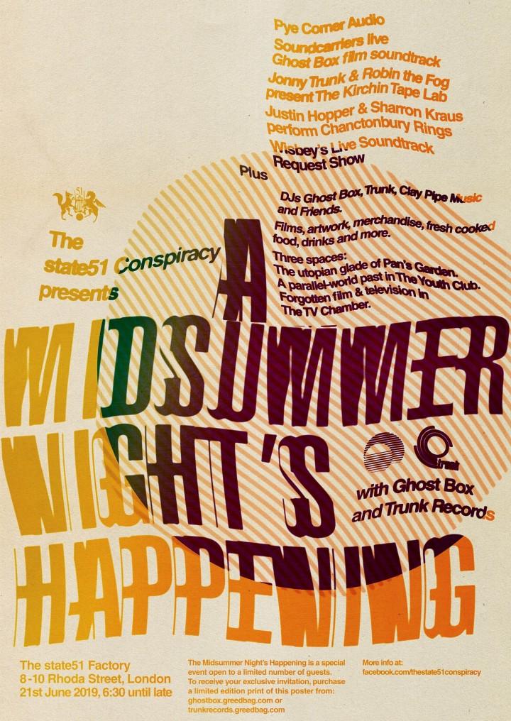 GB Summer Solstice poster
