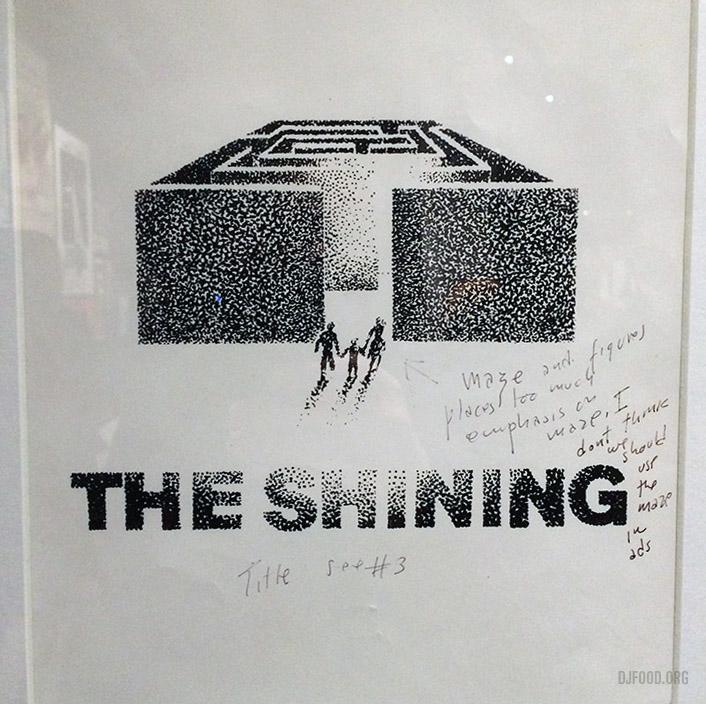 Kubrick Shining 2