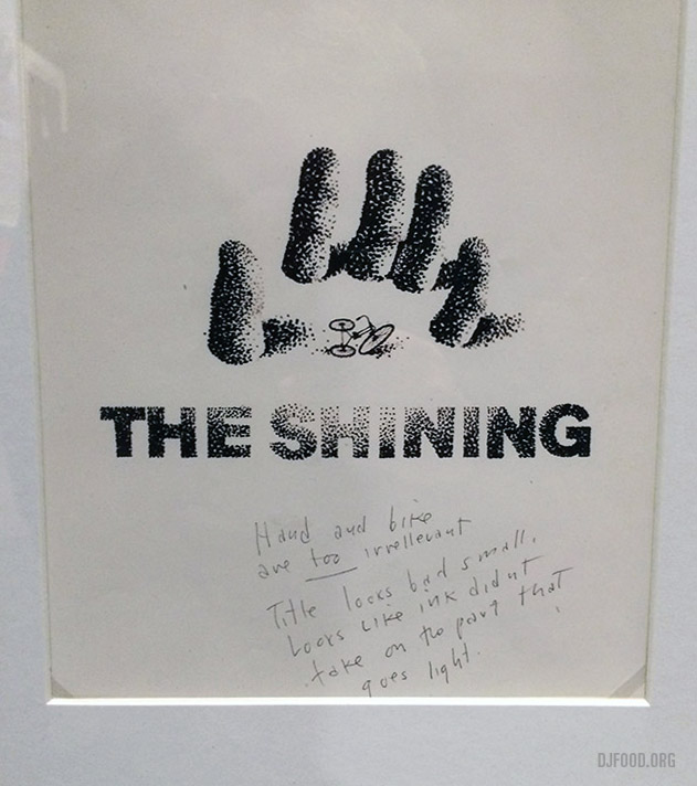 Kubrick Shining 3
