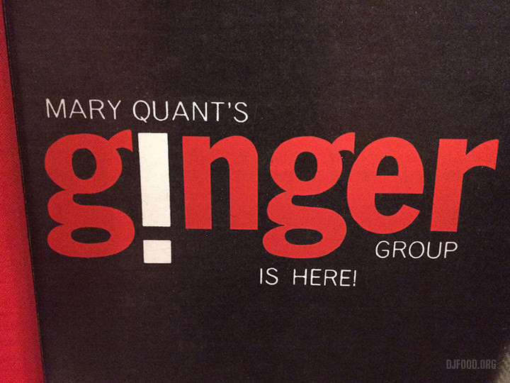 Quant ginger