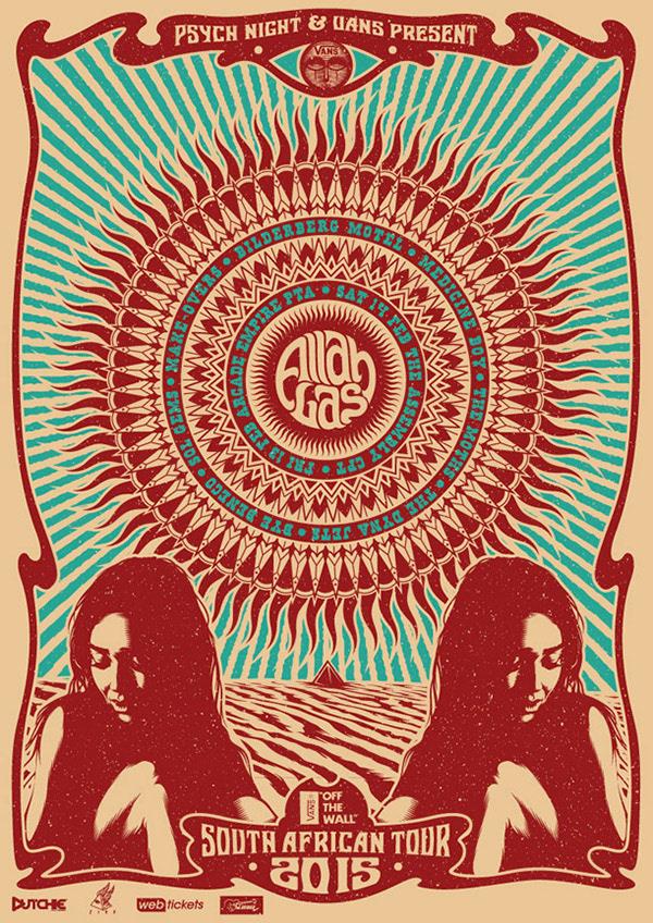 Allah Las Poster