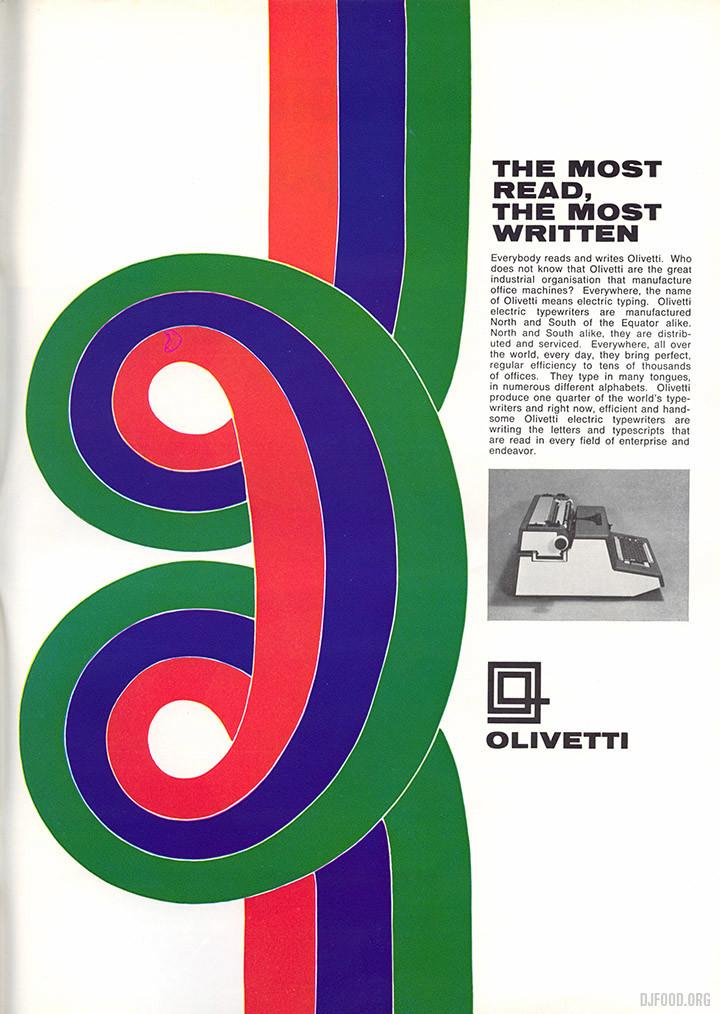 Olivetti 3
