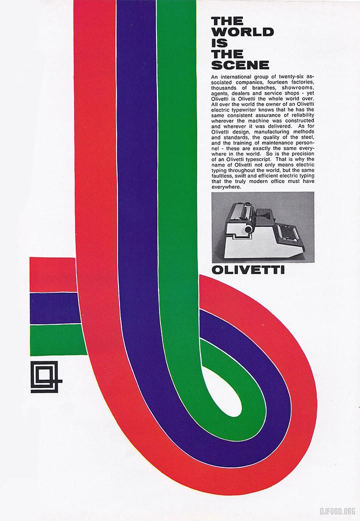 Olivetti 4