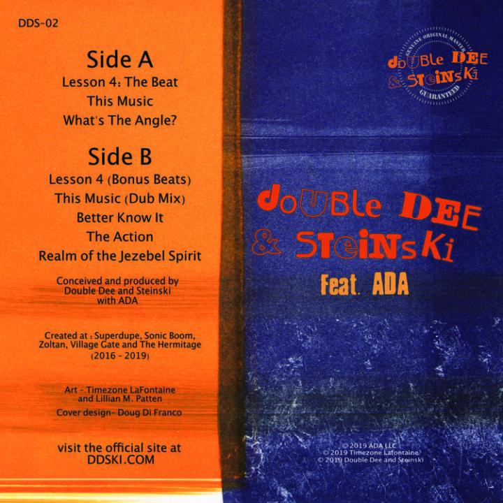 double-dee-steinski-lesson-4-vinyl-back-cover