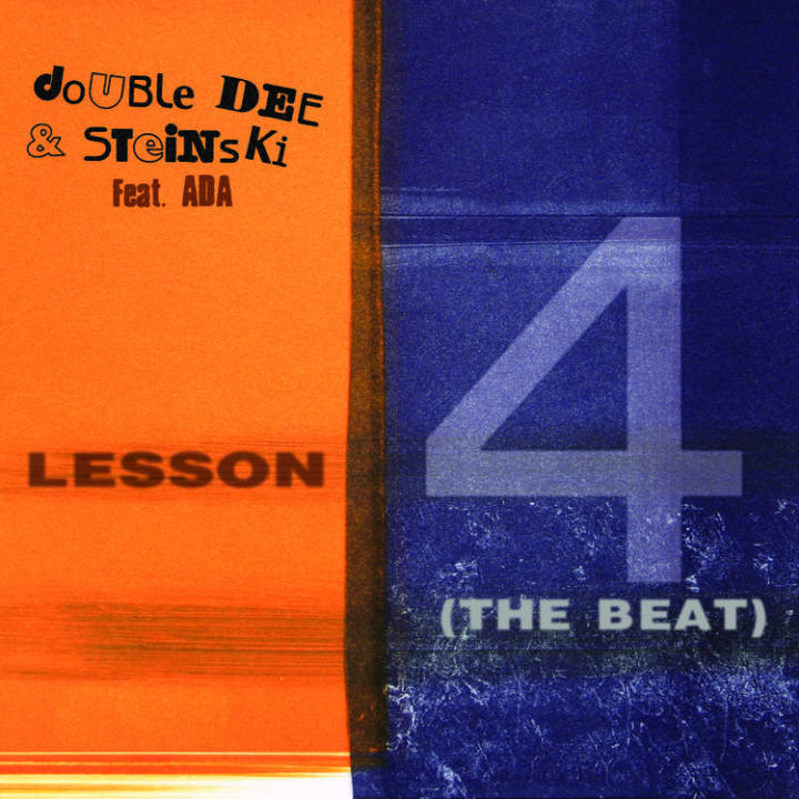 double-dee-steinski-lesson-4-vinyl-front-cover
