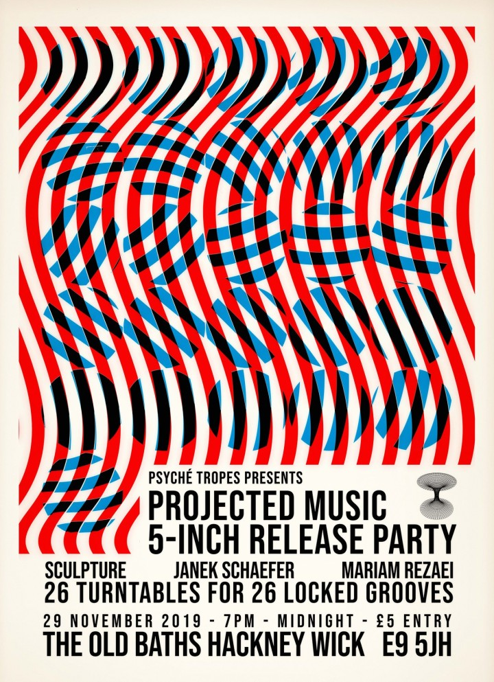 Projected Music poster