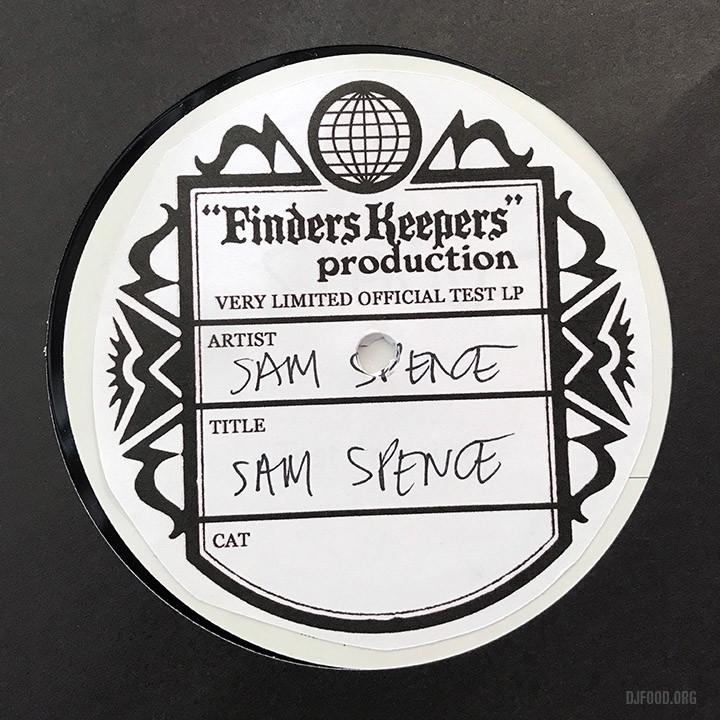 SamSpence label
