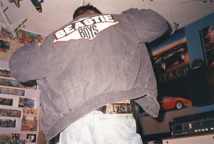 Beastie Boys jacket