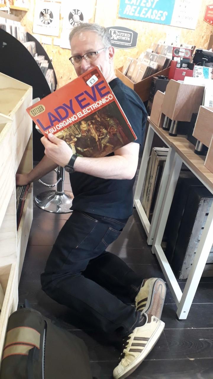 DJ Food Dig Vinyl