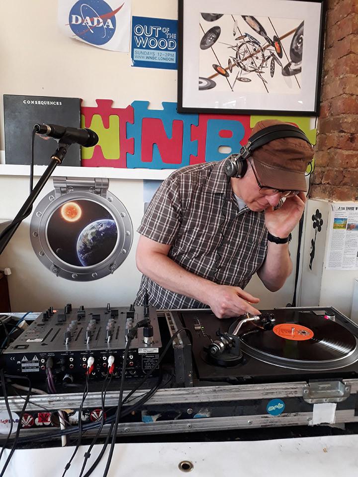 DJ Food WNBC