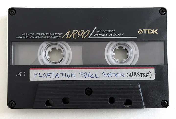 09 Openmind - Floatation SS tape