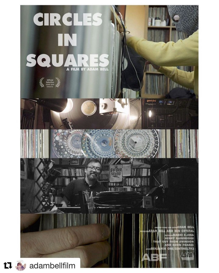 Circles In Squares poster