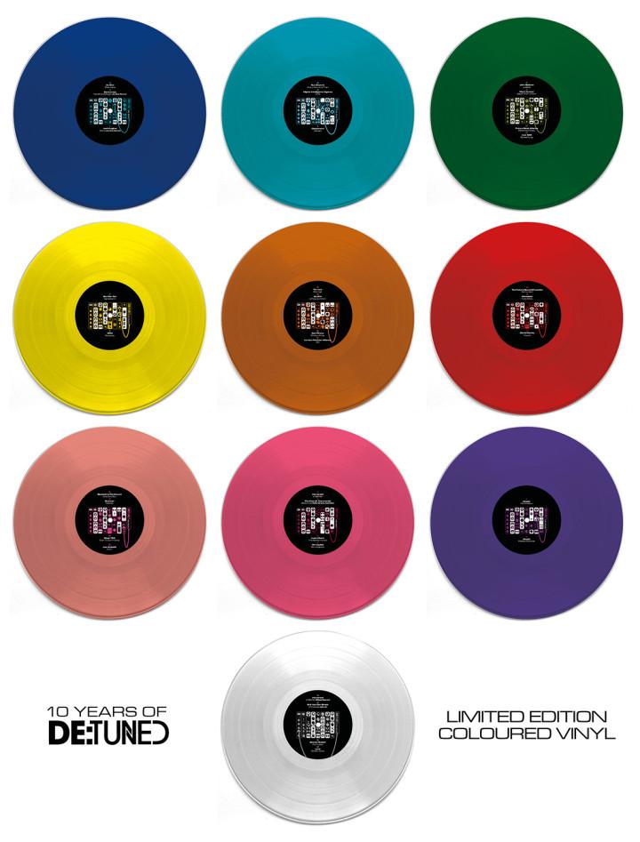 Detuned coloured vinyl 2 web