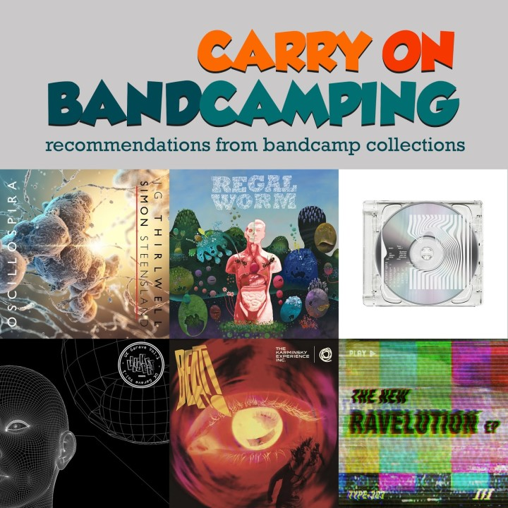 Carry on Bandcamping