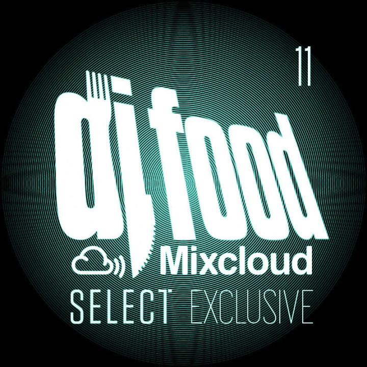 DJFoodMixcloudSelect11