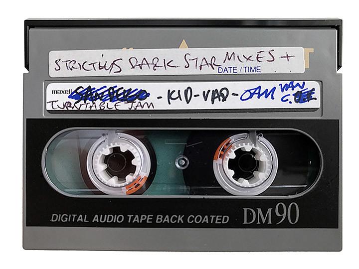 20 DAT tape