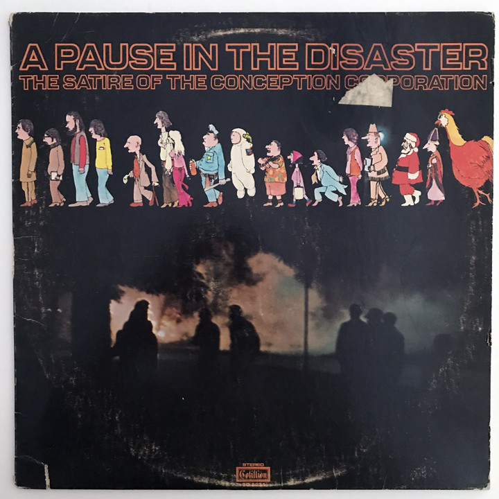 A Pause in the Disaster LP