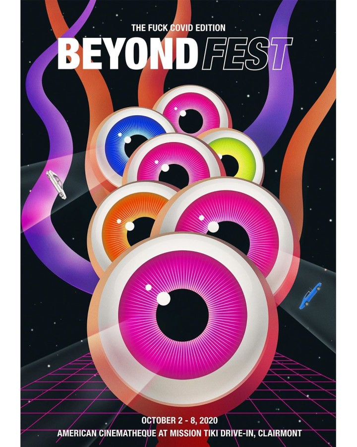 Beyondfest 2020 poster