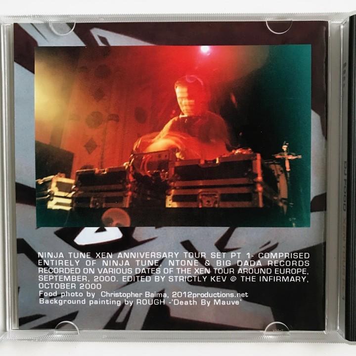 26 Xen Tour CD inside