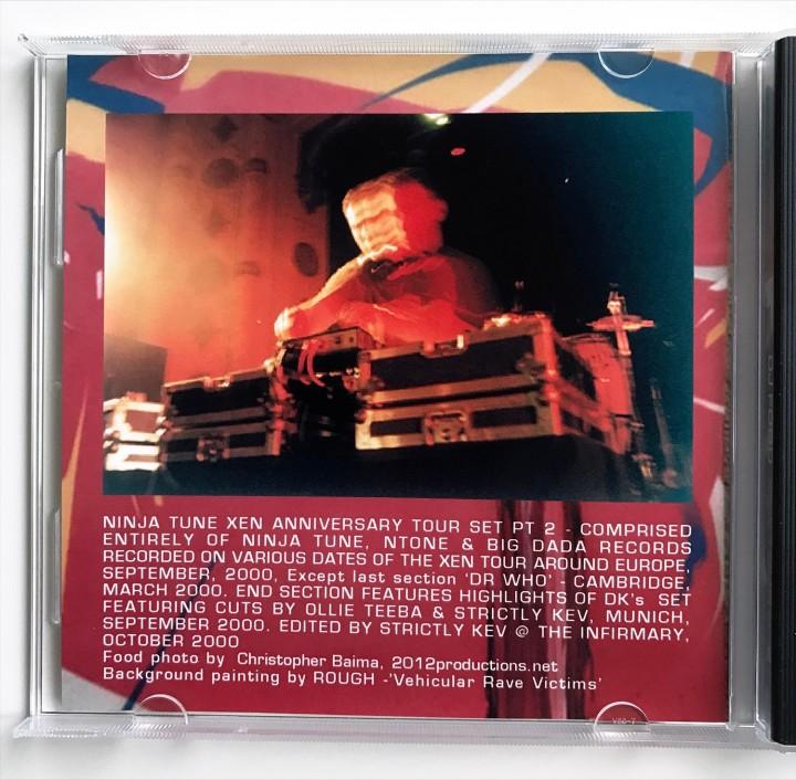 27 Xen Tour CD 2 inside