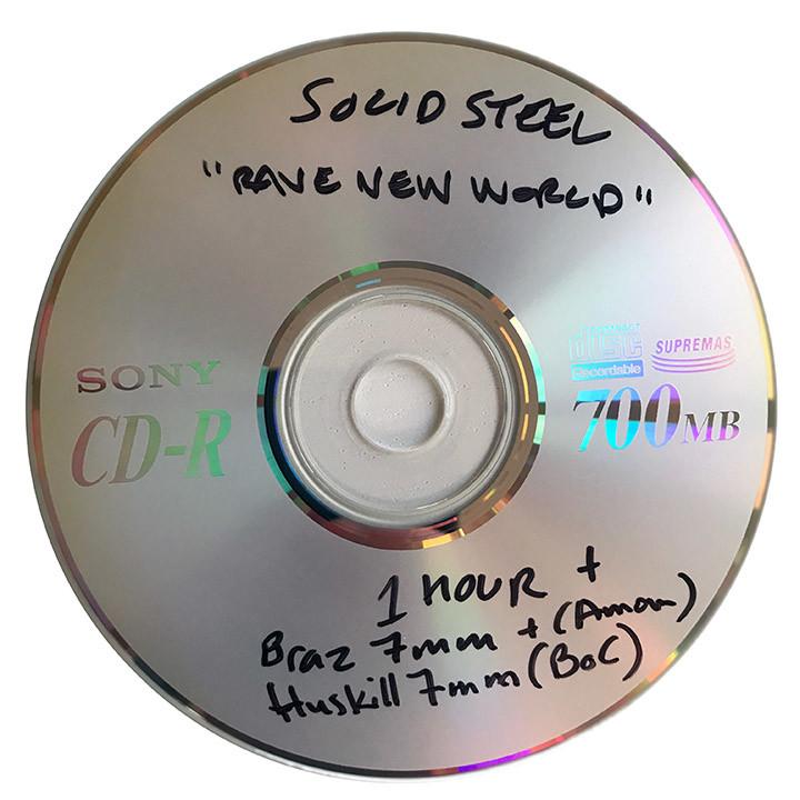 29 Rave New World disc