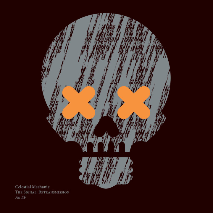 US DUSTJACKET AS EP COVER (Black)