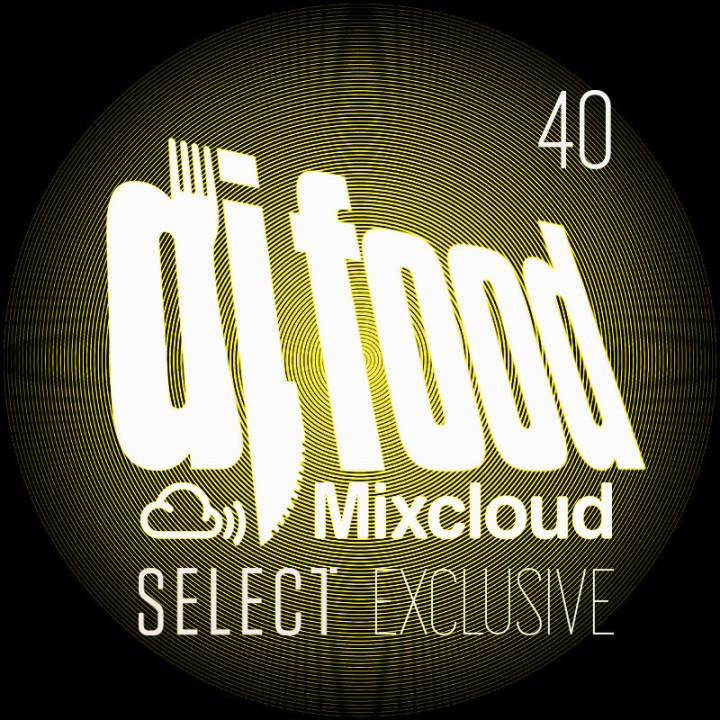 DJFoodMixcloudSelect40