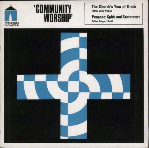 Community Worship blue
