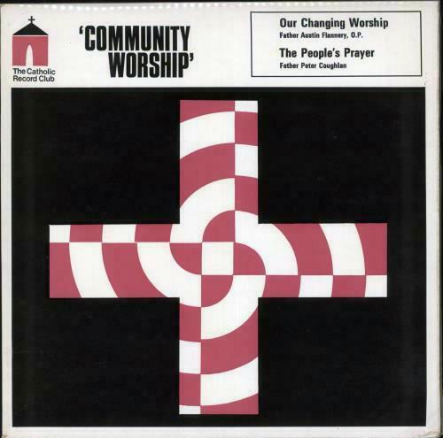 Community Worship red