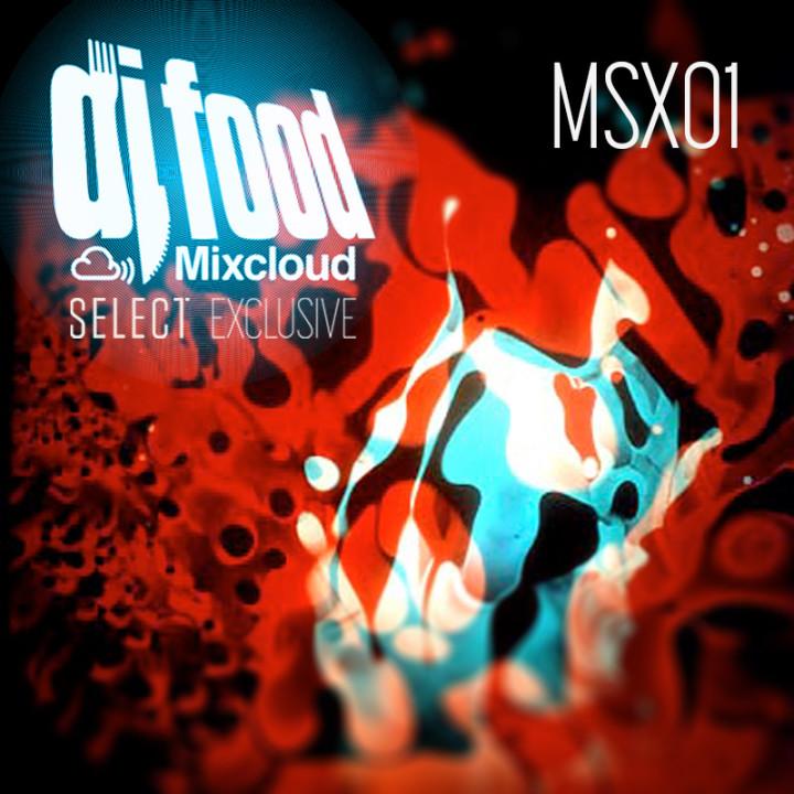 DJFood MSX-01