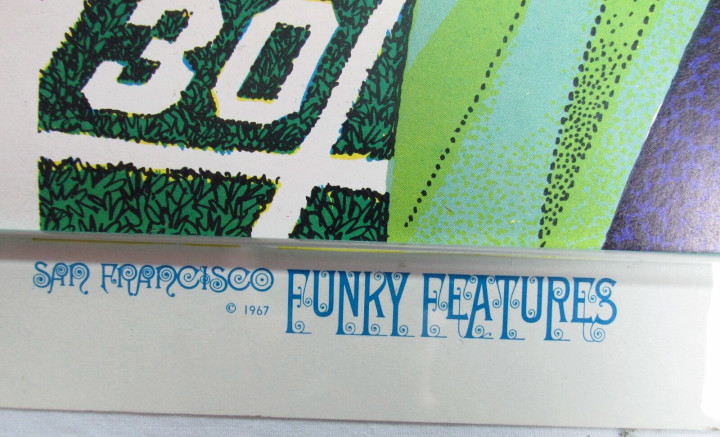 Funky Features logo