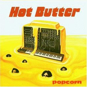 Hot Butter Popcorn