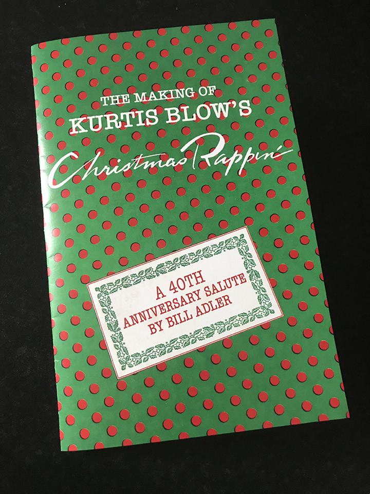 Kurtis Blow cover