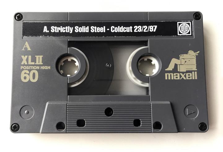 MS45 tape
